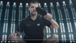 KUKA AG launcht 3. Timo Boll Video-Spot